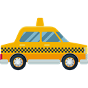 Car, Cab, transportation, transport, vehicle, taxi, Automobile Icon