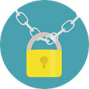 padlock, Tools And Utensils, locked, Lock, secure, security CadetBlue icon