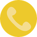 telephone, technology, Conversation, Communications, phone call, Telephone Call, phone, Call Goldenrod icon