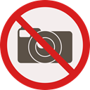 forbidden, prohibition, Not Allowed, Signaling, No Photo Linen icon