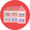 gaming, Toy, Girls, Dolls House Tomato icon