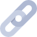 Connection, Link, Chain, linked, Tools And Utensils, Seo And Web LightSteelBlue icon