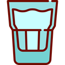 tea, glass, coffee cup, hot drink, Tools And Utensils, Coffee Shop, Coffee Maroon icon