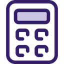 tool, Business And Finance, calculator, Business, education, calculate, buttons, finances MidnightBlue icon