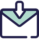 envelope, Message, mail, Note, Email, interface, Communications Icon