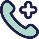 telephone, interface, technology, phone call, Communication, Conversation, Communications MidnightBlue icon