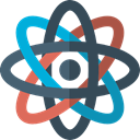 science, Atomic, Atom, education, nuclear, Electron, physics DarkSlateGray icon