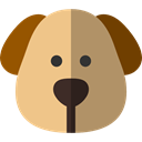 Animal, dog, pet, Animals, mammal, Breed BurlyWood icon