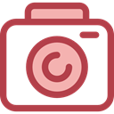photo camera, Edit Tools, photo, photography, technology, photograph, Camera Sienna icon
