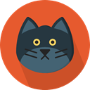 Animal, pet, Animals, Breed, Cat Chocolate icon