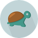 Animal, zoo, turtle, Animals, Wild Life, Animal Kingdom LightGray icon