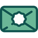 Communications, Email, envelope, Multimedia, Message, mail, interface, mails, envelopes Icon