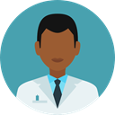 profession, Occupation, Professions And Jobs, profile, Avatar, job, Social, people, user, doctor CadetBlue icon