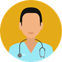 Occupation, Medical Assistance, Professions And Jobs, hospital, job, profession, people, user, Avatar Goldenrod icon