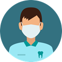 Medical Assistance, Professions And Jobs, people, user, Avatar, hospital, job, profession, Occupation SeaGreen icon