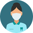 Medical Assistance, Professions And Jobs, job, profession, Occupation, people, user, Avatar, hospital SeaGreen icon