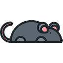 Animal Kingdom, Mouse, pet, Animals, mammal, rodent, wildlife Icon