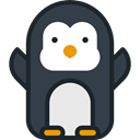Wild Life, Animal Kingdom, Penguin, Animal, zoo, Animals DarkSlateGray icon