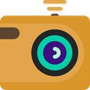 picture, interface, digital, technology, photograph, photo camera SandyBrown icon