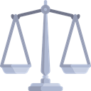 miscellaneous, law, judge, Balance, justice, zodiac, libra, Tools And Utensils, Balanced Black icon