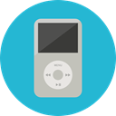 Multimedia, ipod, Device, technology, electronic, Music And Multimedia Icon