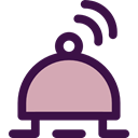 bell, miscellaneous, Bell Ring, notification, Calling, ring, Tools And Utensils MidnightBlue icon