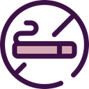 forbidden, no smoking, Smoke, Cigarette, prohibition, signs, Signaling, Unhealthy MidnightBlue icon