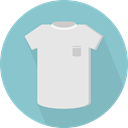 clothing, fashion, Masculine, Garment, Shirt, Clothes SkyBlue icon