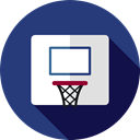 team, equipment, sports, Sport Team, Sports And Competition, Basketball DarkSlateBlue icon