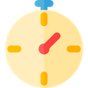 timer, Healthcare And Medical Bisque icon