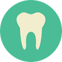 Health Care, Healthcare And Medical, Dentist, medical, Teeth, tooth CadetBlue icon