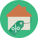 For Sale, Home, house, property, real estate MediumSeaGreen icon