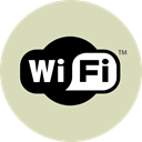 internet, wireless, travel, technology, electronics, signs, Multimedia, Computer, Connection, Wifi LightGray icon