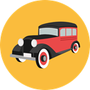 Car, transportation, transport, vehicle, Automobile SandyBrown icon