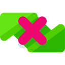 Clean, wash, washing, Laundry, signs, Shapes And Symbols, Do Not Wring LimeGreen icon