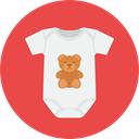 Baby Clothing, Baby Clothes, Kid And Baby, Body, fashion Tomato icon