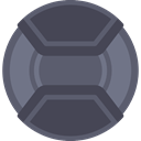 electronics, Photographer, photograph, photo, photography, Closed, lens, technology, photo camera, Camera Lens DarkSlateGray icon
