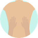 spa, treatment, Relaxing, Beauty, Massage, relax BurlyWood icon