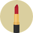Beauty, Lipstick, Makeup, fashion, Grooming, Beauty Salon BurlyWood icon