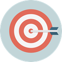 Arrows, Arrow, sport, Target, objective, Archery, weapons, archer, Seo And Web LightGray icon