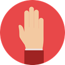 Catch, Gestures, Body Parts, Hand Gesture, Hold, take, Hands And Gestures Tomato icon