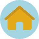 internet, Home, house, Page, buildings, Construction And Tools LightBlue icon