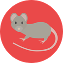 Animal Kingdom, Mouse, pet, Animals, mammal, rodent, wildlife Tomato icon