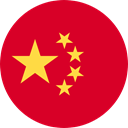 Country, Nation, world, flag, China, flags Crimson icon