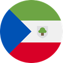 Equatorial Guinea, world, flag, flags, Country, Nation OliveDrab icon