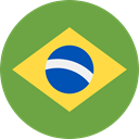 world, flag, brazil, flags, Country, Nation OliveDrab icon