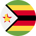 world, flag, Zimbabwe, flags, Country, Nation SandyBrown icon