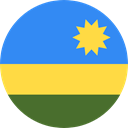 world, flag, Rwanda, flags, Country, Nation DodgerBlue icon