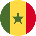 world, flag, Senegal, flags, Country, Nation SandyBrown icon