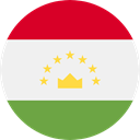 world, flag, Tajikistan, flags, Country, Nation WhiteSmoke icon